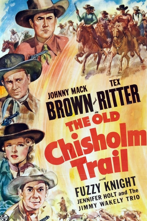 Ver pelicula The Old Chisholm Trail Online