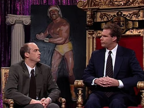 Saturday Night Live: Season 21 – Episod Anthony Edwards/Foo Fighters