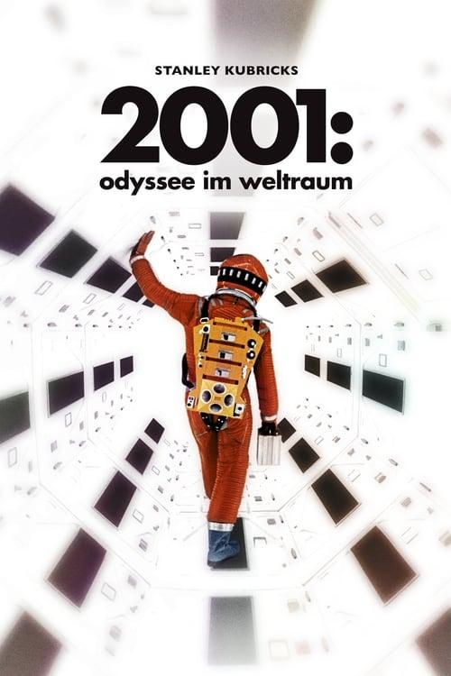 2001: Odyssee im Weltraum - Science Fiction / 1968 / ab 12 Jahre