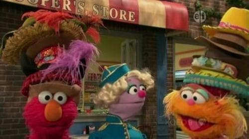 Sesame Street: Season 41 – Episod Elmo & Zoe's Hat Contest