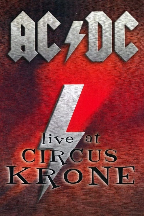 AC/DC: Live At Circus Krone poster