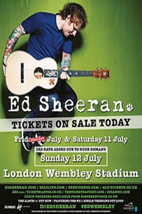 Ver pelicula Ed Sheeran - Live At Wembley Stadium Online