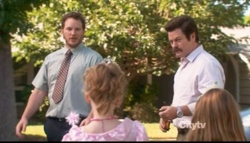 Parks and Recreation - Season 5 - Episode 3: How a Bill Becomes a Law