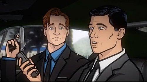 archer - Season 0: Specials - Episode 8: With Conan O'Brien