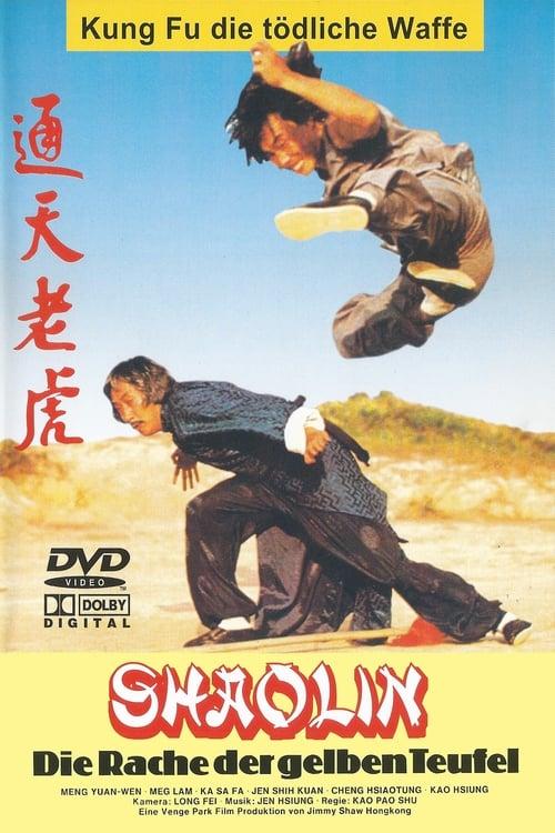 Shaolin - Die Rache der gelben Teufel