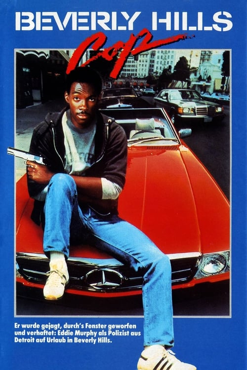 Beverly Hills Cop - Poster