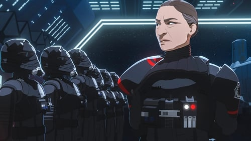 Assistir Star Wars: A Resistência S02E03 – 2×03 – Dublado
