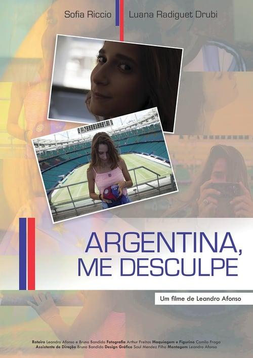 Assistir Filme Argentina, Me Desculpe Dublado Em Português