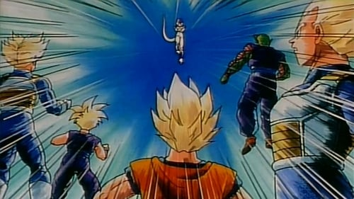 Dragon Ball Z Gaiden: El plan para destruir a los Superguerreros (1997)