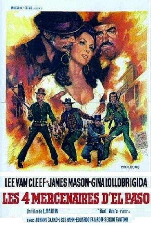 Regarder Le Film Les Quatre Mercenaires D'El Paso Gratuitement