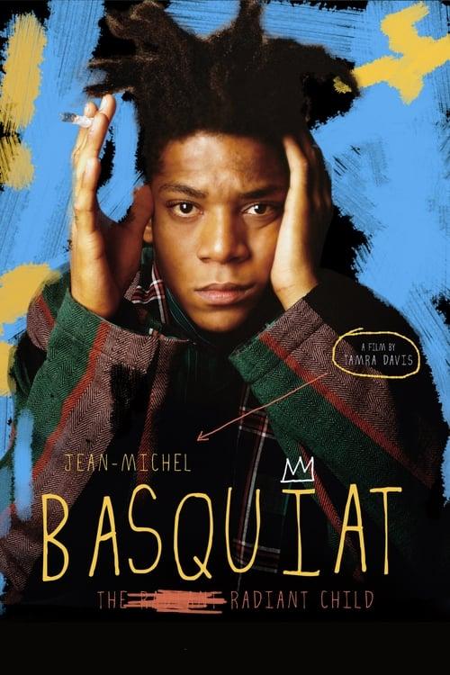 Jean-Michel Basquiat: The Radiant Child (2010) Poster