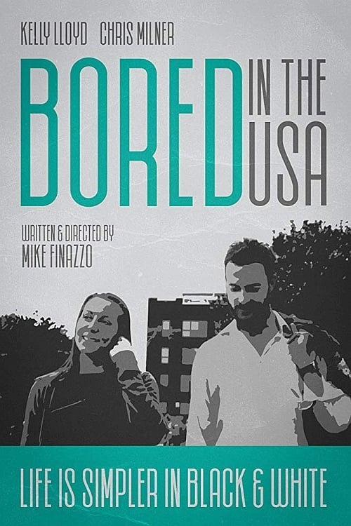 Bored in the U.S.A. (2018)