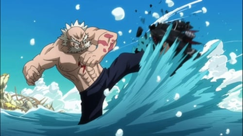 Fairy Tail: Season 3 – Episode Makarov's Charge