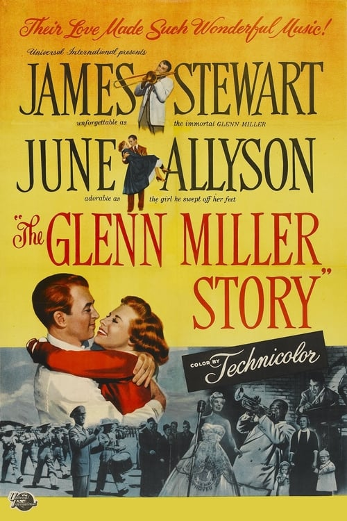 Watch The Glenn Miller Story (1954) Movie Free Online