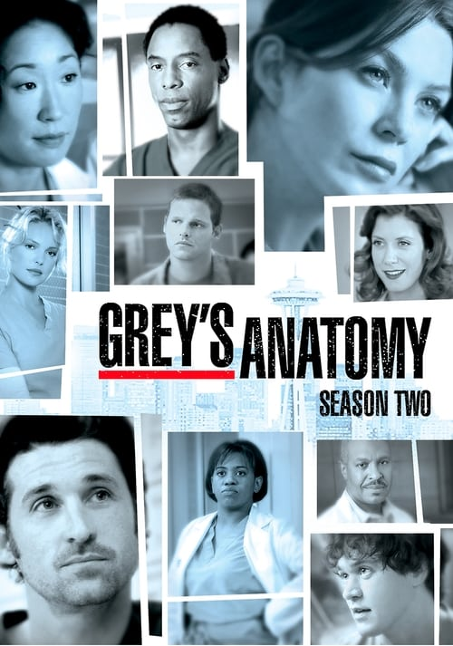 Grey's Anatomy: Season 2