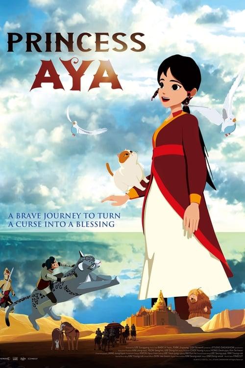 Mira La Película Princess Aya Doblada En Español