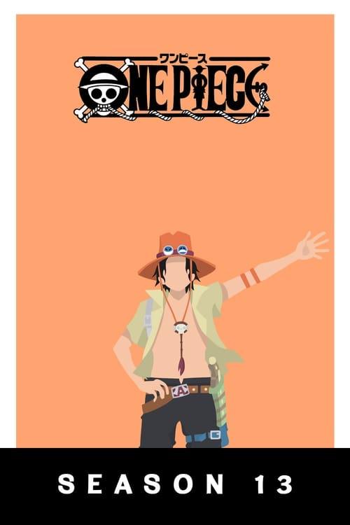 One Piece Season 13