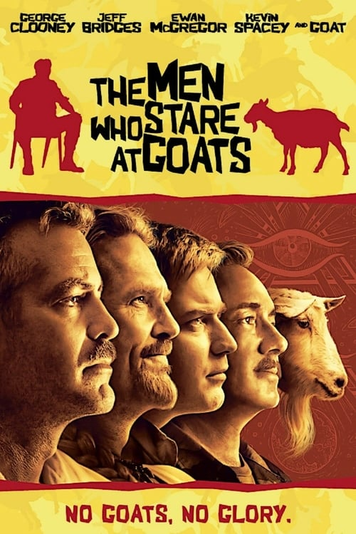 Watch The Men Who Stare at Goats (2009) Full Movie