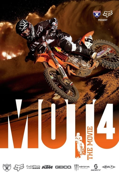 Moto 4: The Movie poster