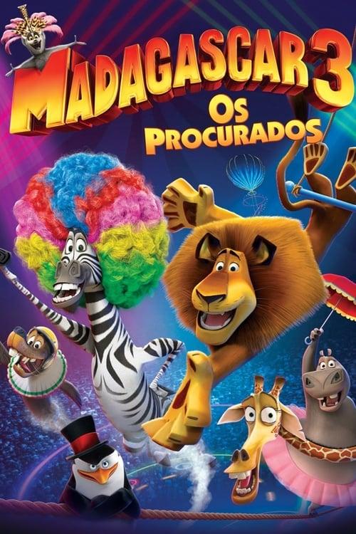 Madagascar 3 – Os Procurados
