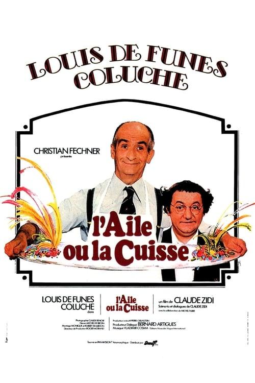 Regarder L'Aile ou la Cuisse (1976) Streaming HD FR