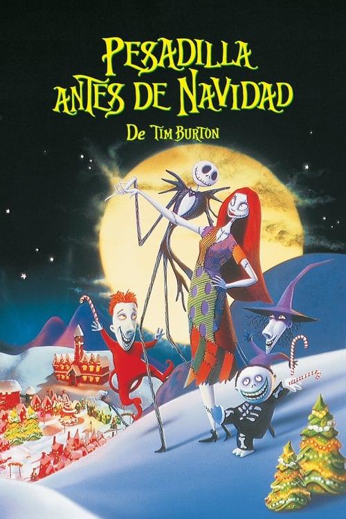 Mira La Película Pesadilla antes de Navidad En Buena Calidad