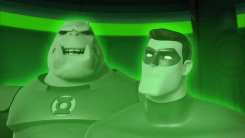 Assistir Lanterna Verde S01E10 – 1×10 – Dublado