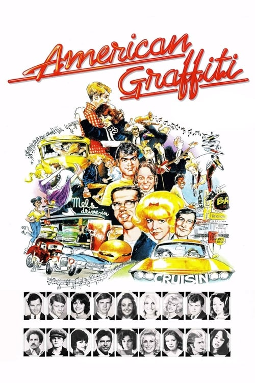 Streaming American Graffiti (1973) Best Quality Movie