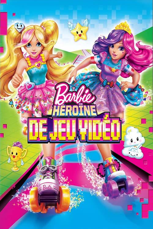 © Barbie : Héroïne de jeu vidéo (2017) ★