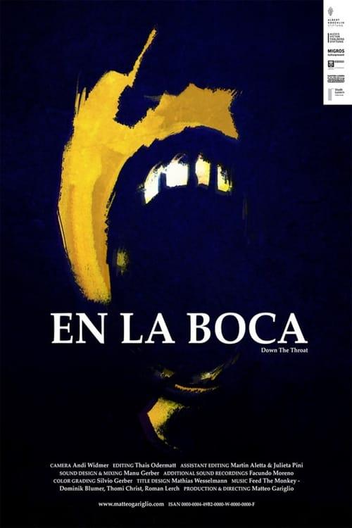 Poster von En la boca