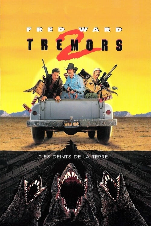 [FR] Tremors 2, Les Dents de la Terre (1996) streaming vf