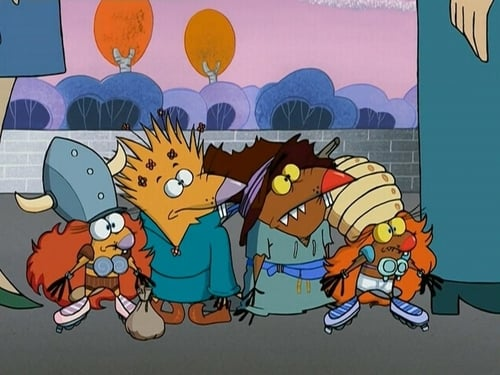 The Angry Beavers: Season 4 – Episod Line Duncing