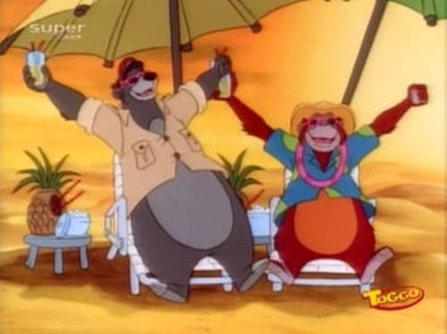 Talespin 1991 Bluray 1080p: Season 1 – Episode For Whom the Bell Klangs (1)