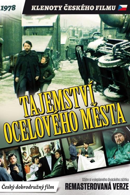 Película Tajemství Ocelového města En Línea