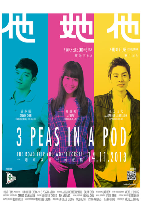 3 Peas in a Pod