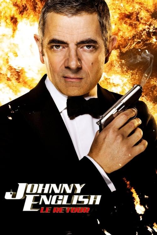 [FR] Johnny English, Le retour (2011) streaming film en français