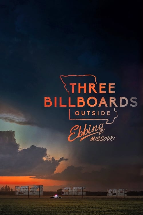 Largescale poster for Three Billboards Outside Ebbing, Missouri
