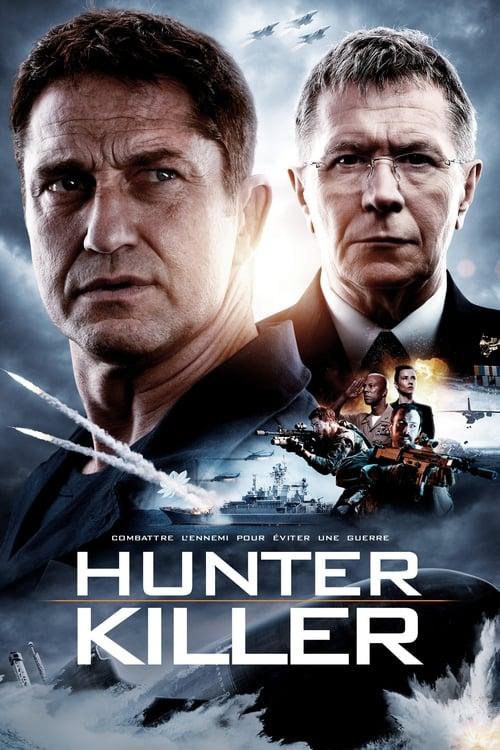 Visualiser Hunter Killer (2018) streaming vf