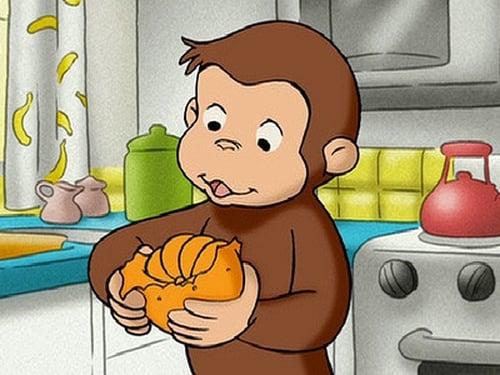 Curious George 2006 720p Webdl: Season 1 – Episode Curious George, A Peeling Monkey