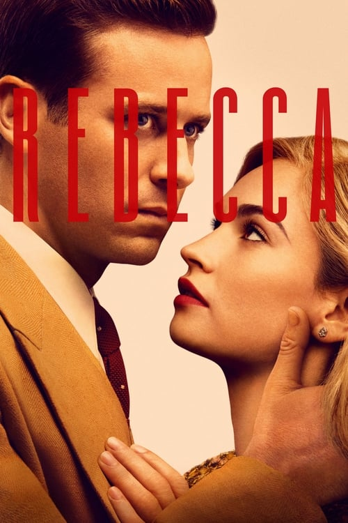 Rebecca - Poster