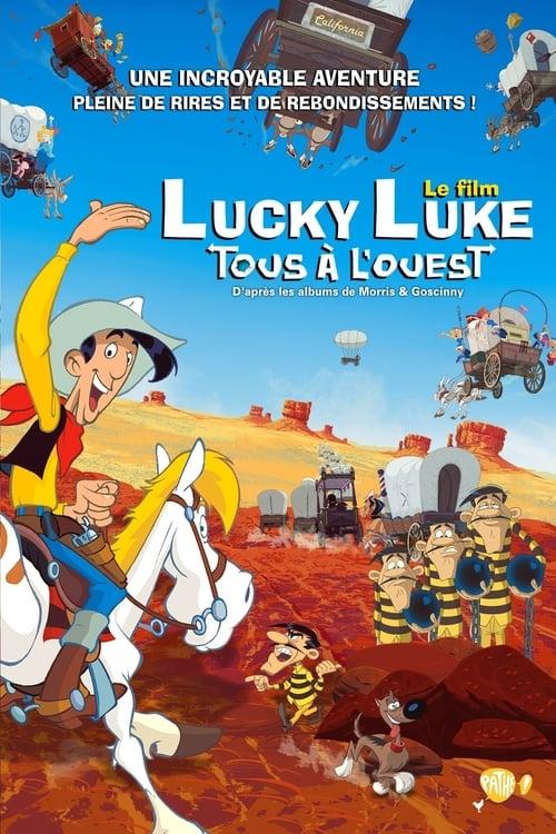 [VF] Tous à l'ouest: Une aventure de Lucky Luke (2007) streaming fr