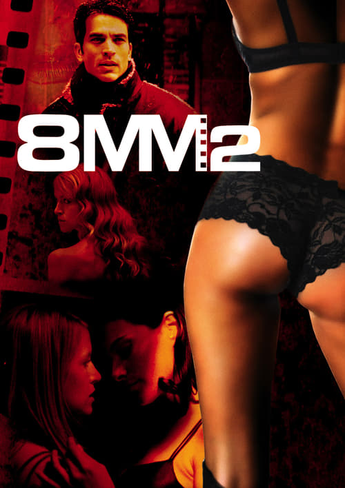 The poster of 8MM 2