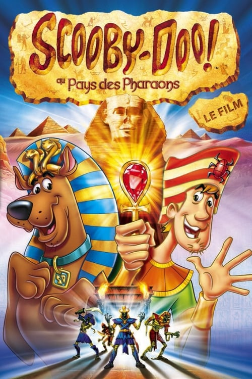 ★ Scooby-Doo ! au Pays des Pharaons (2005) streaming vf