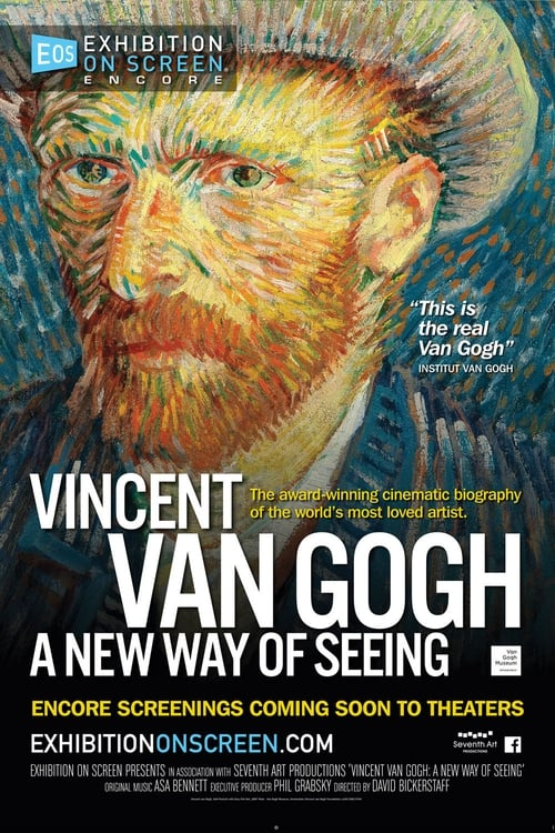 Vincent Van Gogh: A New Way of Seeing (2015)