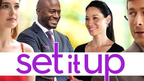Set It Up (2018) NF Subtitle Indonesia