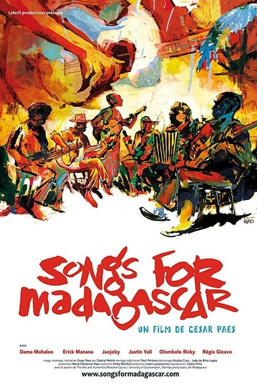 Songs for Madagascar Trailer