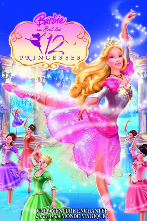 ★ Barbie au bal des douze princesses (2006) ▲