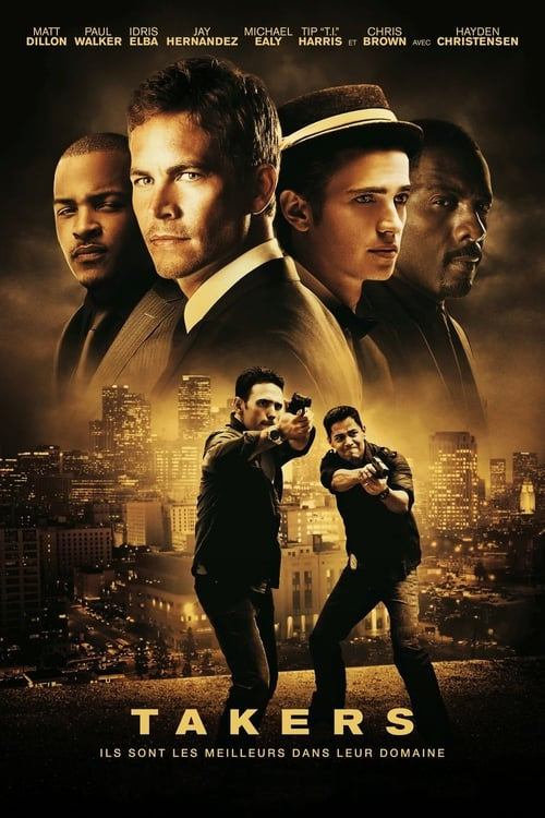 [HD] Takers (2010) streaming