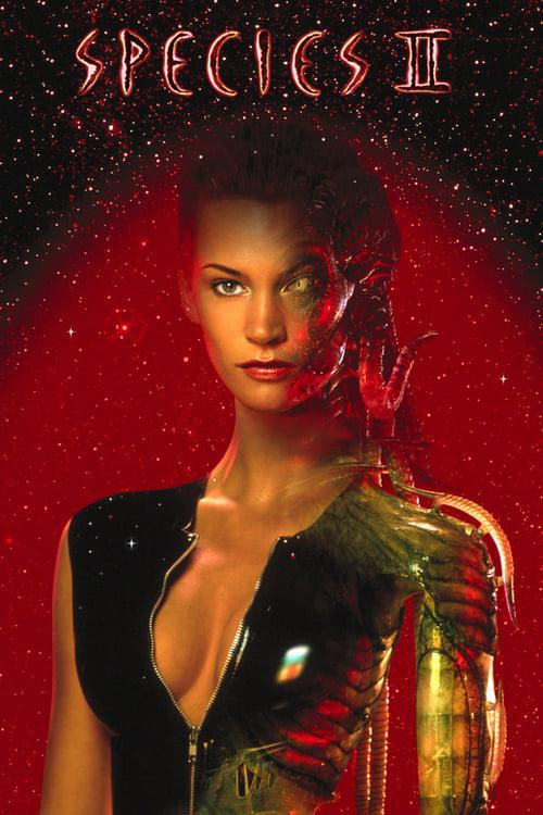 Species II (1998) Poster
