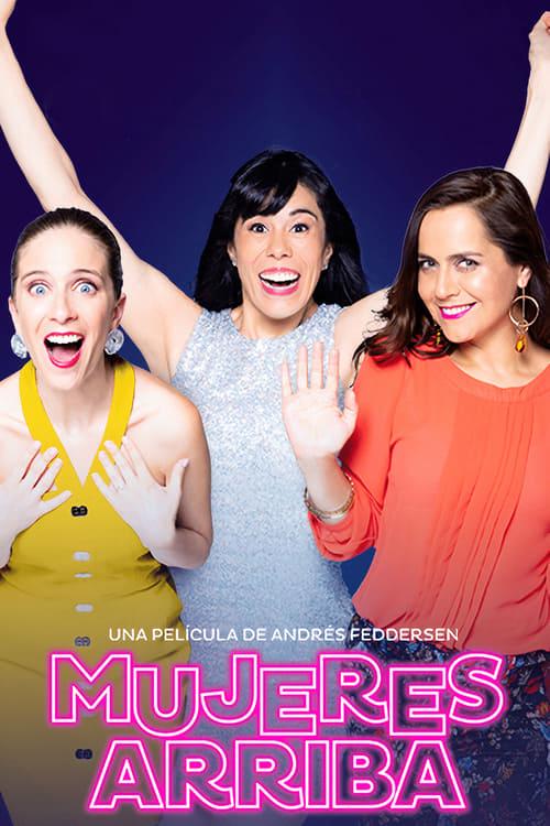 Mujeres Arriba - Poster